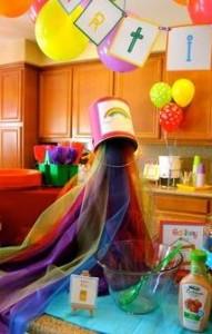 5 fiestas temáticas para niños