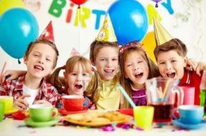 5 fiestas temáticas para niños pequeños
