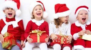 Fiesta temáticas de navidad para niños
