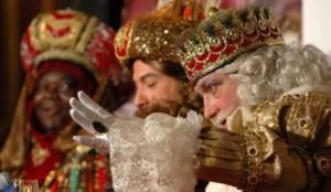 Fiestas navideñas, las cabalgatas de los reyes magos