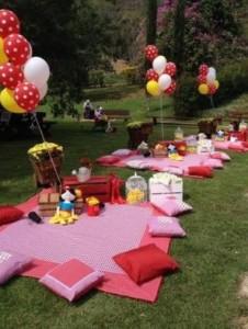 Fiestas temáticas de navidad para niños