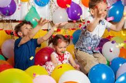 La mejor fiesta infantil de la historia.