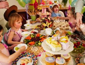 La mejor fiesta infantil de la historia