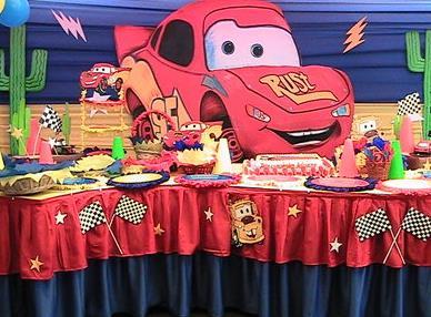 Algunas ideas para fiestas infantiles disney for Decoraciones infantiles para ninos