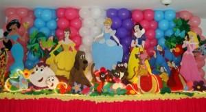 Las fiestas infantiles Disney.