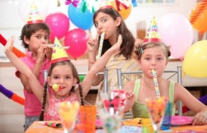 Trucos para organizar una fiesta infantil para los niños de 5 años