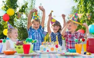 Trucos para organizar una fiesta infantil para niños de 5 años.