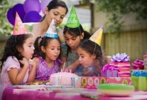 como celebrar un cumpleaños infantil