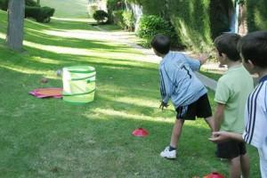 4 pruebas para hacer en una gymkana infantil