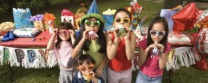 Juegos infantiles perfectos para cumpleaños