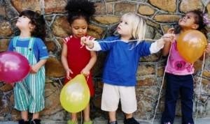 Juegos por equipos para fiestas infantiles