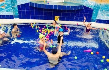 juegos de piscina fiesta