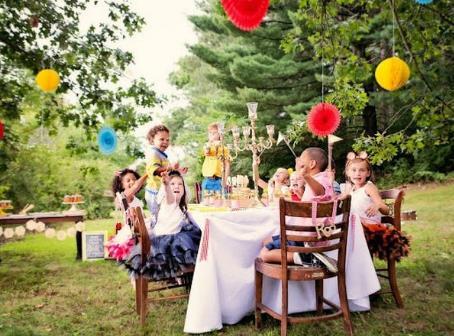 Consejos para celebrar un cumplea os al aire libre - Cumpleanos al aire libre ...