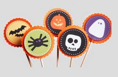 Articulos para una fiesta de halloween