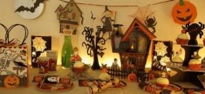 Articulos para una fiesta infantil de halloween