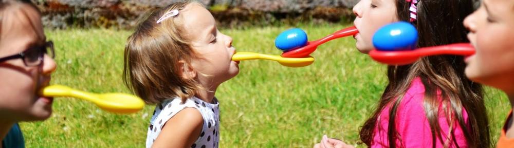 Juegos divertidos para ninos en comuniones