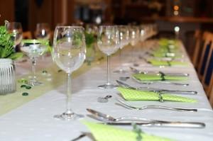 preparar fiesta de comunión