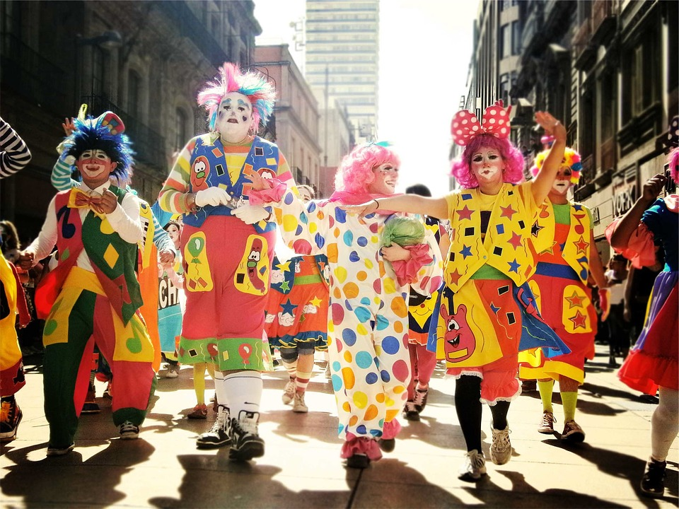 Contratar payasos para tu fiesta infantil en Valencia