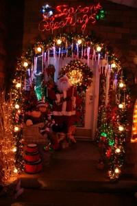 Decoración para fiestas infantiles de navidad