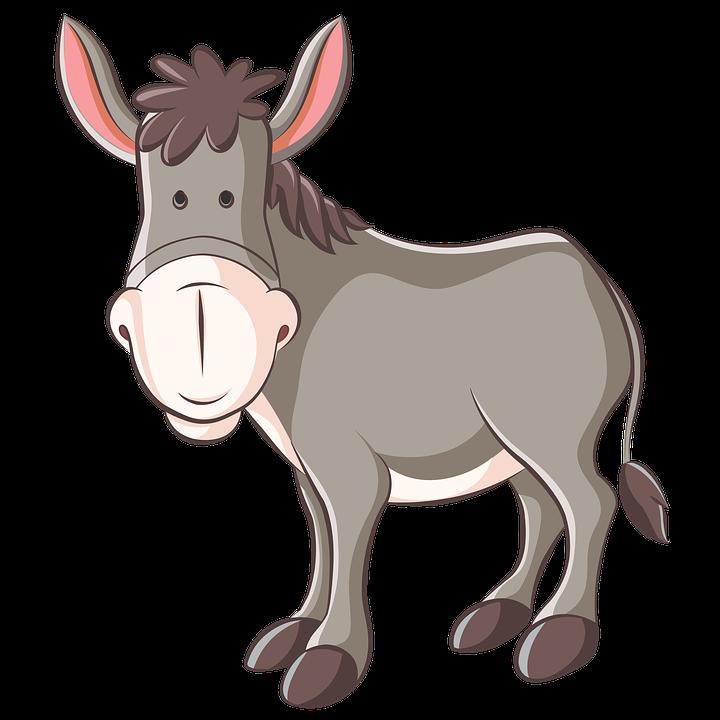 Los mejores juegos infantiles para espacios reducidos para fiestas-cola al burro
