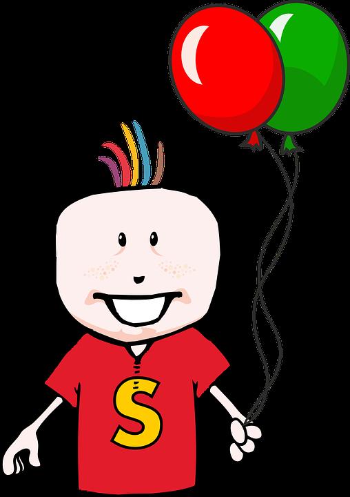 Los mejores juegos infantiles para espacios reducidos para fiestas-globos