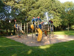 Parques de juegos en Valladolid- parque infantil