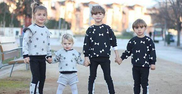 Niños instagramers famosos