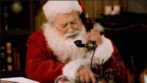 Teléfono de Papá Noel